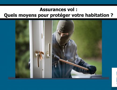 Assurances vol : Quels moyens pour protéger votre habitation ?